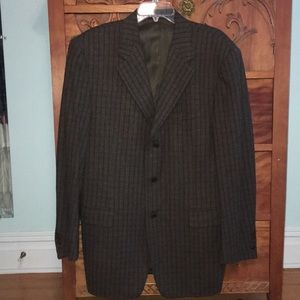 Beautiful tweed sports coat from Canali